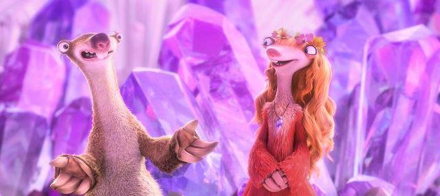 Doba ledová: Mamutí drcnutí